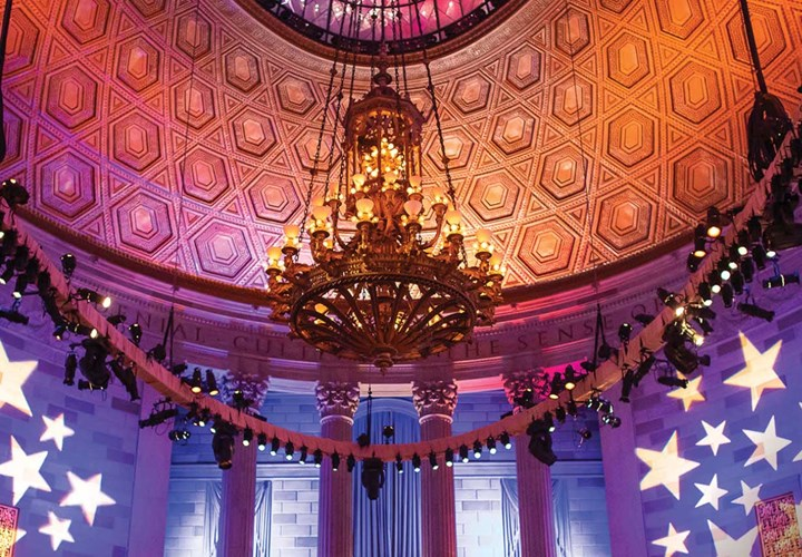 Conoce a los premiados de Courage Awards & Benefit Dinner 2021