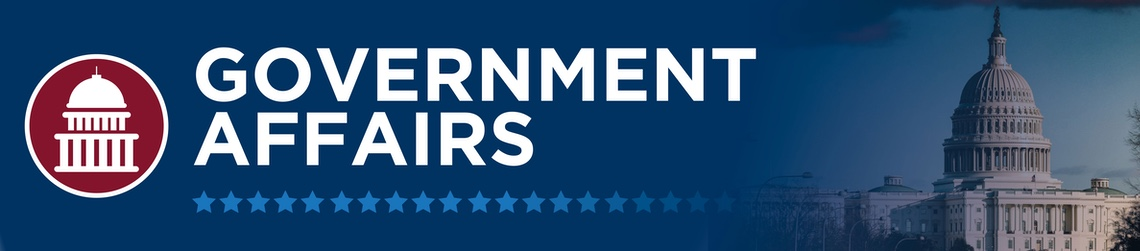 Government Affairs Title Image