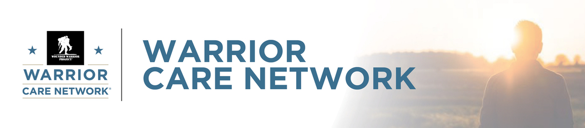 Warrior Care Network Banner