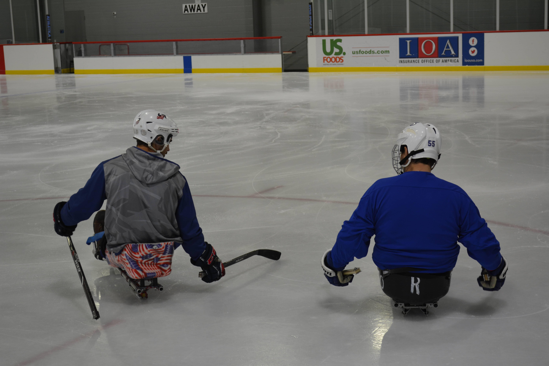 DA - Hockey sobre trineo